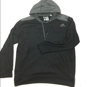 Adidas hoodie sweatshirt men's XL